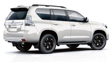 Toyota Land Cruiser Invincible X