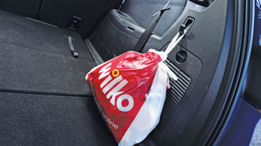 Ford S-MAX long-term - fourth report boot space