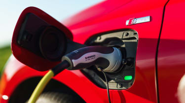 Audi A3 40 TFSI e PHEV - charging