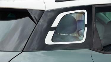 Citroen C3 Aircross facelift - side detail