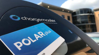 Electric car charging in the UK - Polar Plus