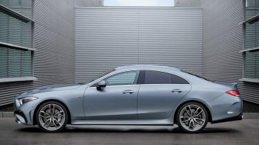 Mercedes-AMG CLS 53 - side static