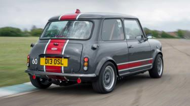 David Brown Automotive Mini Remastered Oselli Edition - rear