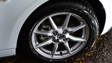 Long-term test review Mazda MX-5 - wheel