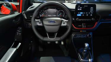 Ford Fiesta Mk7 - interior
