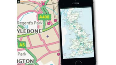 OS Map Finder