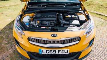 Kia XCeed 1.4 petrol - engine