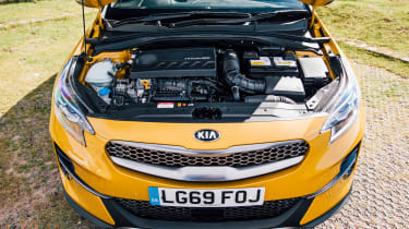 Kia XCeed 1.4 petrol - engine