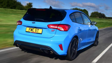 Ford Focus ST Edition - rear
