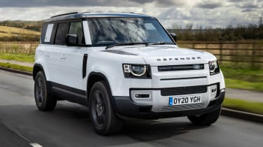 New Land Rover Defender P400 2020 review | Auto Express