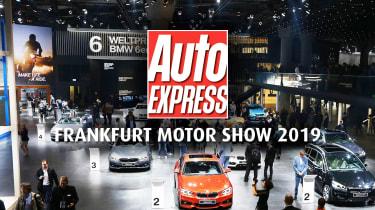 Frankfurt Motor Show 2019 - header