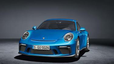 Porsche 911 GT3 Touring Frankfurtfront
