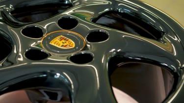 Porsche Classic Project Gold - alloy