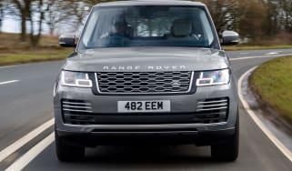 Range Rover mild-hybrid