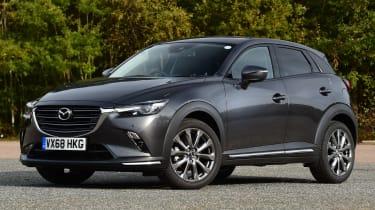 Mazda cx-3 static front
