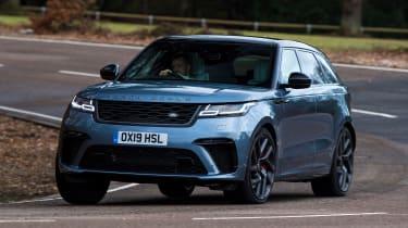 Range Rover Velar SVAutobiography Dynamic - front cornering