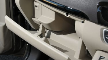 Renault Grand Scenic glove box