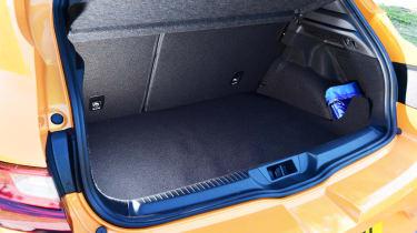 Renault Megane RS - boot