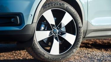 Volvo XC40 SUV - wheel