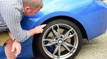 BMW M240i Coupe - wheel