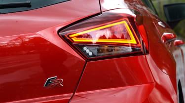 SEAT Ibiza - rear light