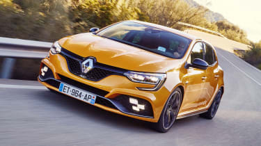 Renault Megane RS - front