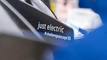 Volkswagen ID. R - electric