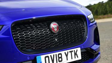 Jaguar I-Pace front grille