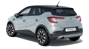 Renault Captur SE Limited - rear