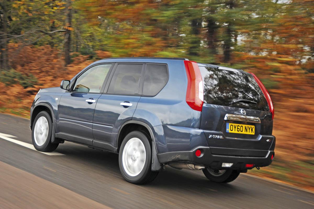 Nissan X-Trail T31 drivers 4-way electric window switch UK Driver O//S 2007 2013
