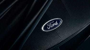 2020 Ford GT - badge