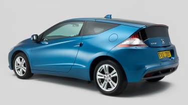 Used Honda CR-Z - rear