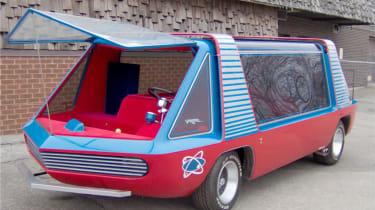 George Barris' Supervan - front three quarter
