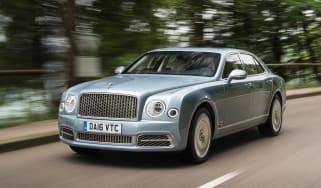 Bentley Mulsanne 2016 - header
