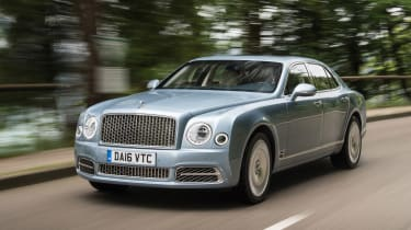 Bentley Mulsanne 2016 - header