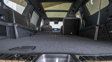 2019 Mercedes GLS load area