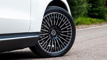 Mercedes EQC - wheel