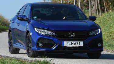 Honda Civic front