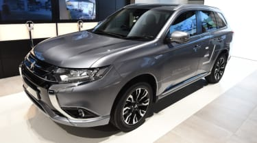 Electric Vehicle Experience Centre - Outlander PHEV