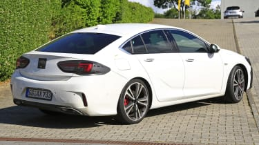 Vauxhall Insignia Grand Sport - spyshot 5