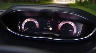 Used Peugeot 3008 Mk2 - dials