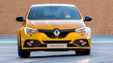 Renault Megane RS 300 Trophy - front