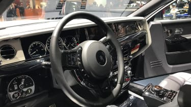 Rolls-Royce Phantom bespoke - interior