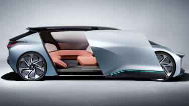 NIO EVE CONCEPT SIDE PROFILE
