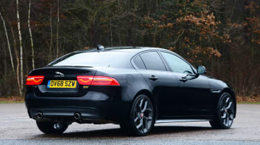 Jaguar XE 300 Sport - rear static