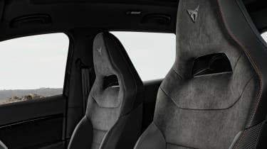 Cupra Ateca seats