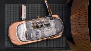 Renault Symbioz - interior above