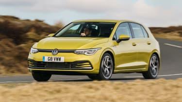 Volkswagen Golf eTSI drive - front