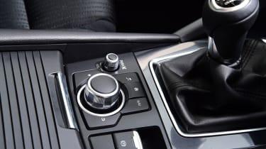 Mazda 6 - controls