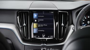 Volvo XC60 - infotainment